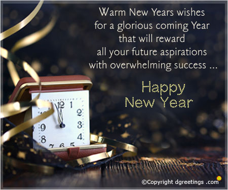 success new year messages view source