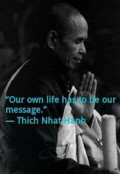 thich nhat hanh new year messages