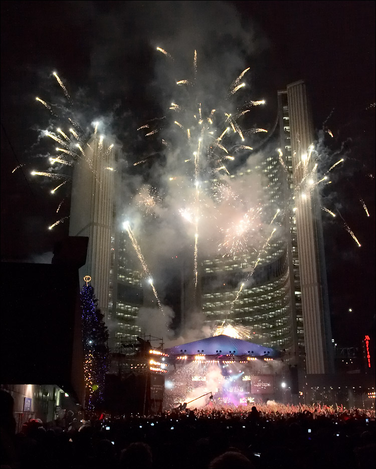 toronto happy new year