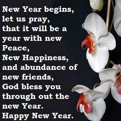 touching new year messages