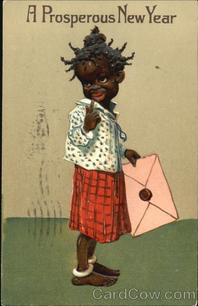 african american new year cards