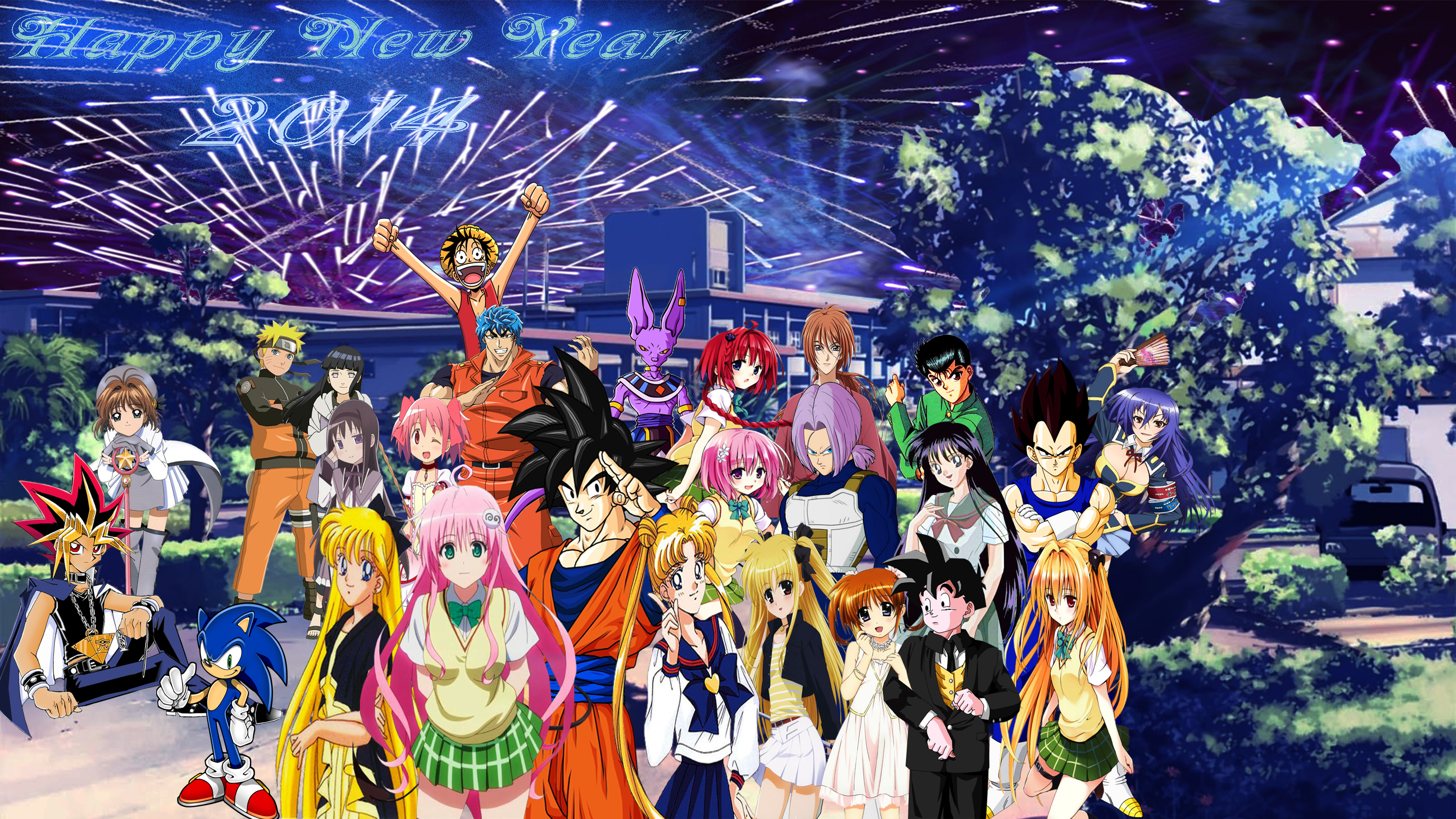 anime happy new year