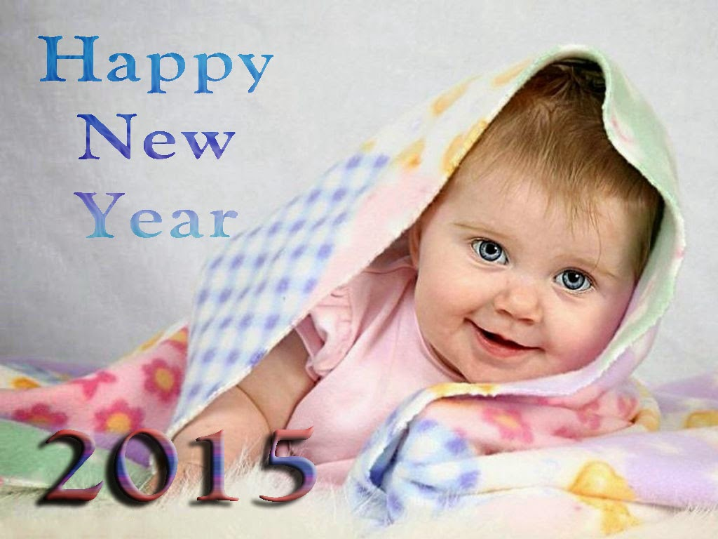 baby new year saying