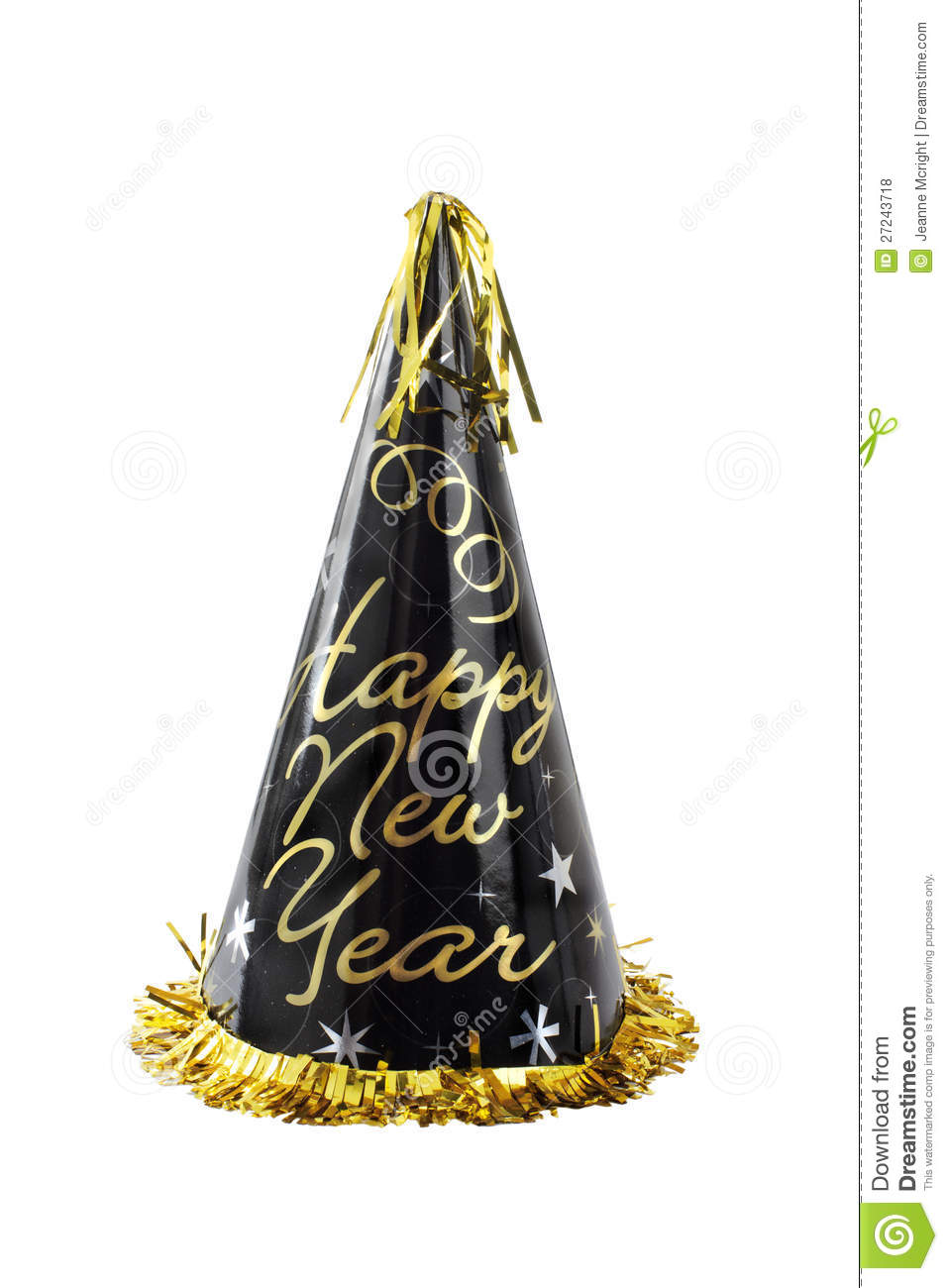 black gold new year clip art