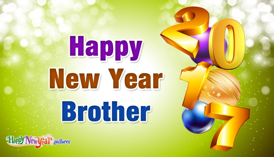 brother happy new year