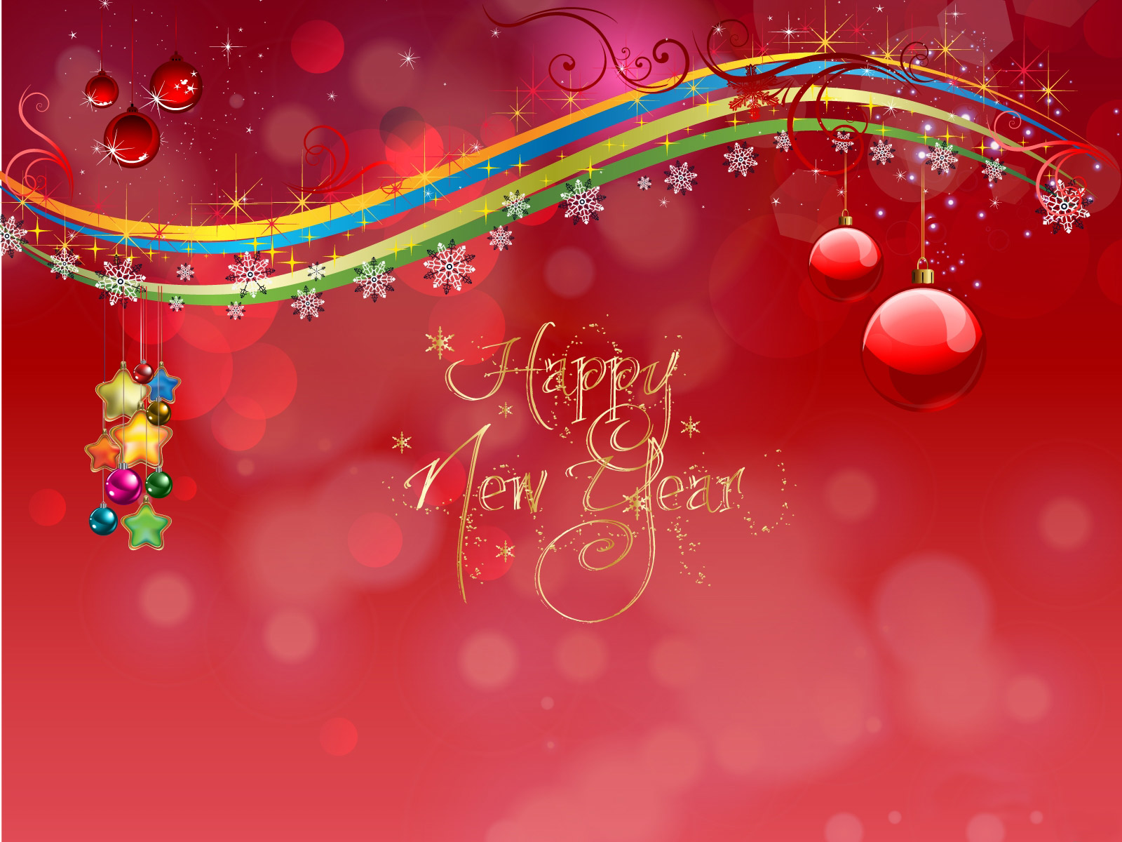 desktop new year backgrounds