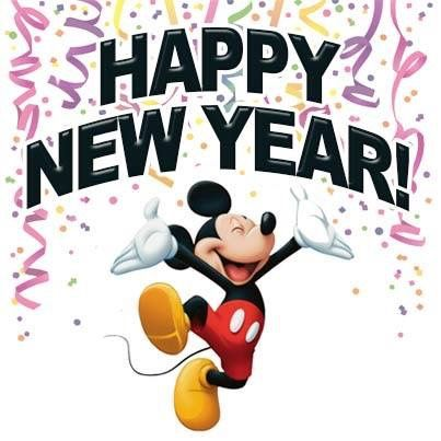 disney new year clip art