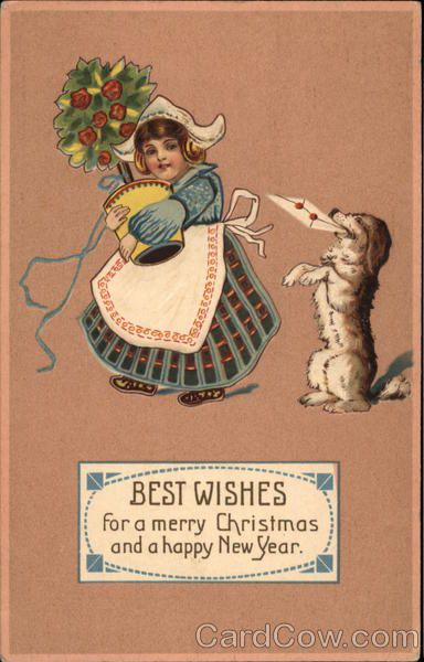 dutch new year cards