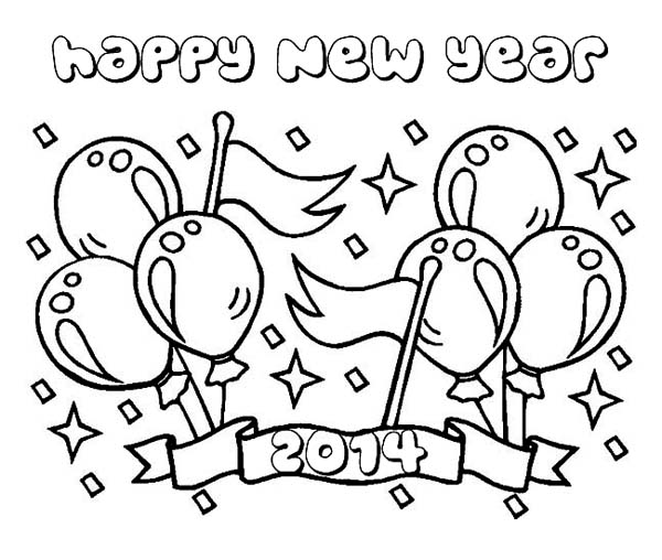 Easy New Year Drawings 2019 New Year Images