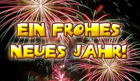 german happy new year
