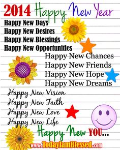 gratitude new year saying