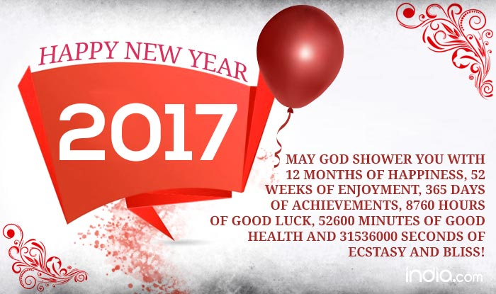 happiness new year saying