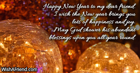 happiness new year saying view source