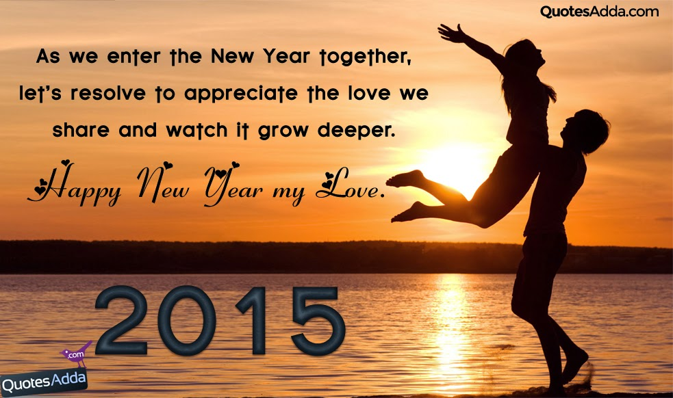 loved one new year messages