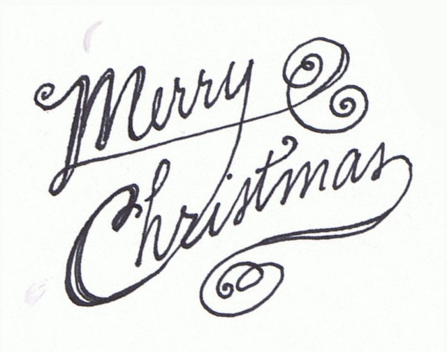 merry christmas new year clip art