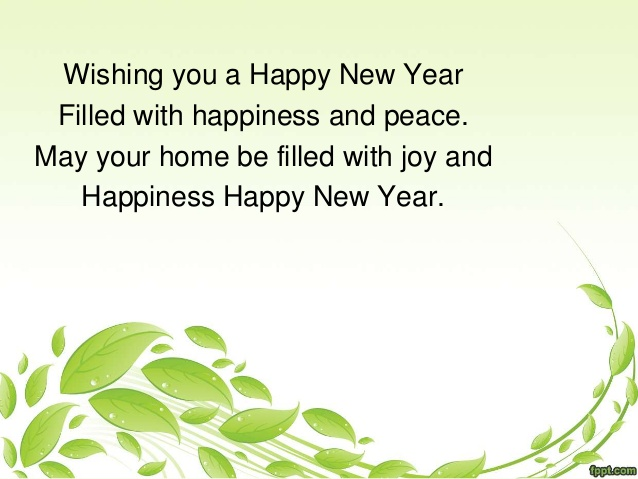 new home wishes new year messages