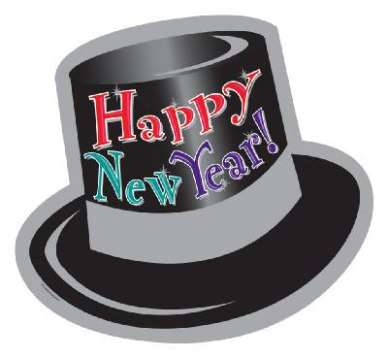 party hat new year clip art