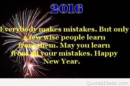 popular new year saying