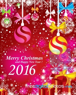 red colour new year backgrounds
