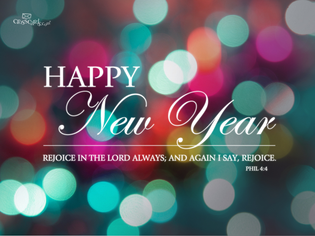 religious new year backgrounds