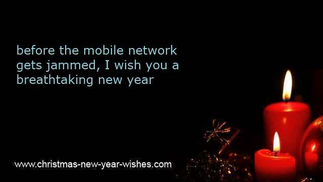short new year messages