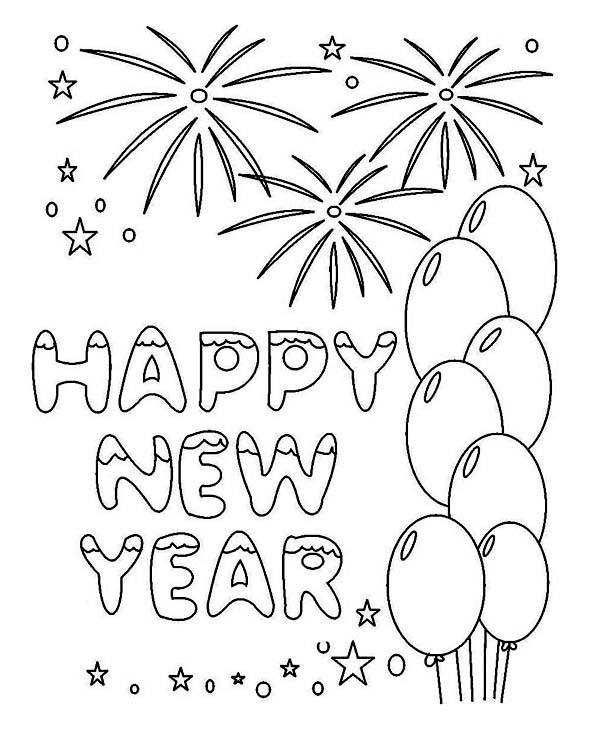 sketch new year cards