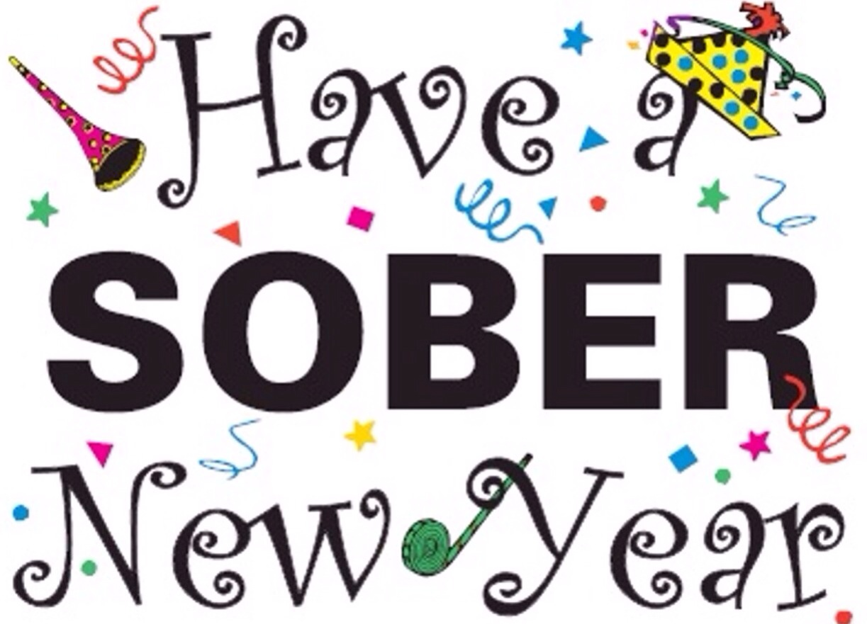 sobriety new year saying