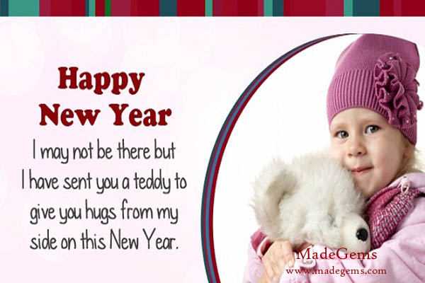 son new year messages