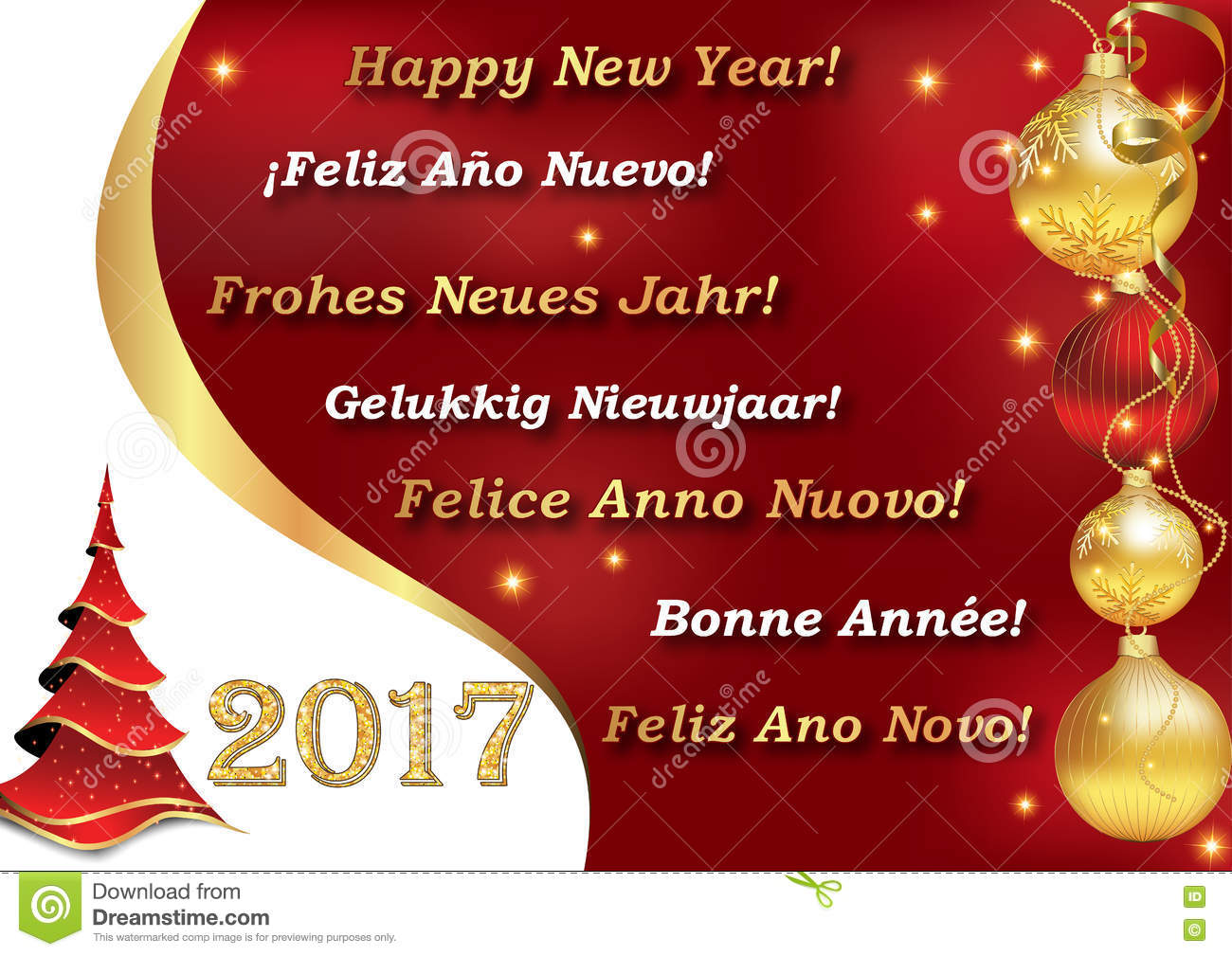 spanish new year messages