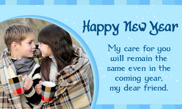 wife new year cards