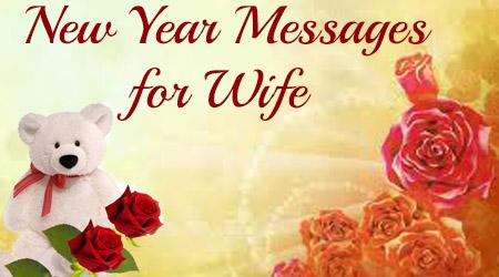 wife new year greetings