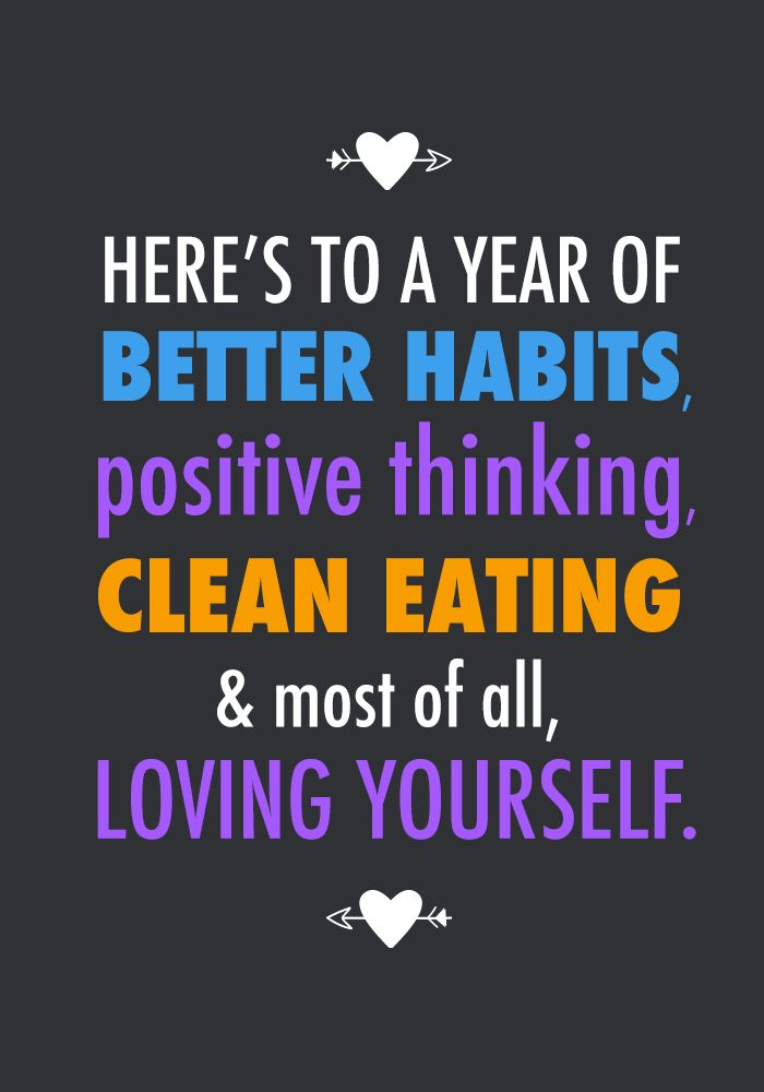 workout new year saying