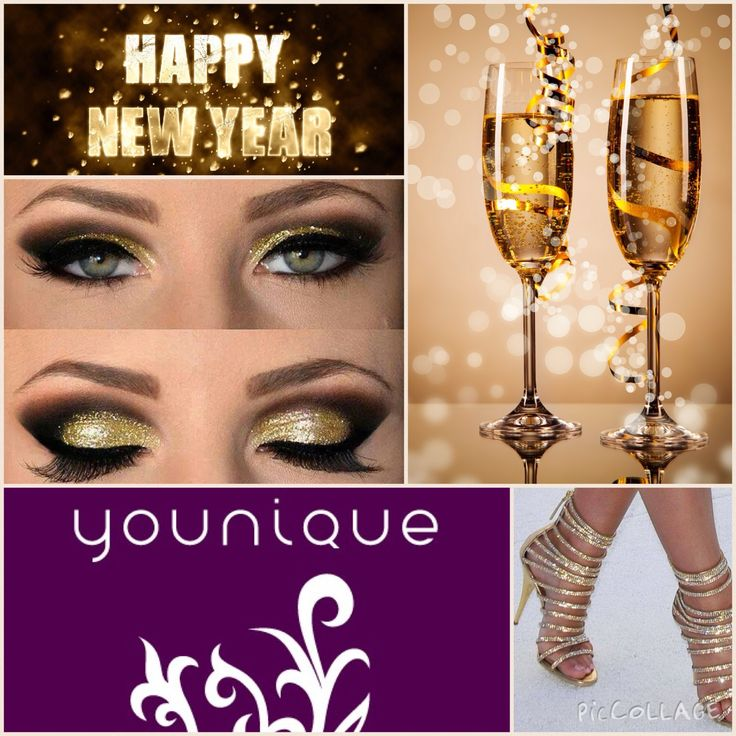 younique new year banner